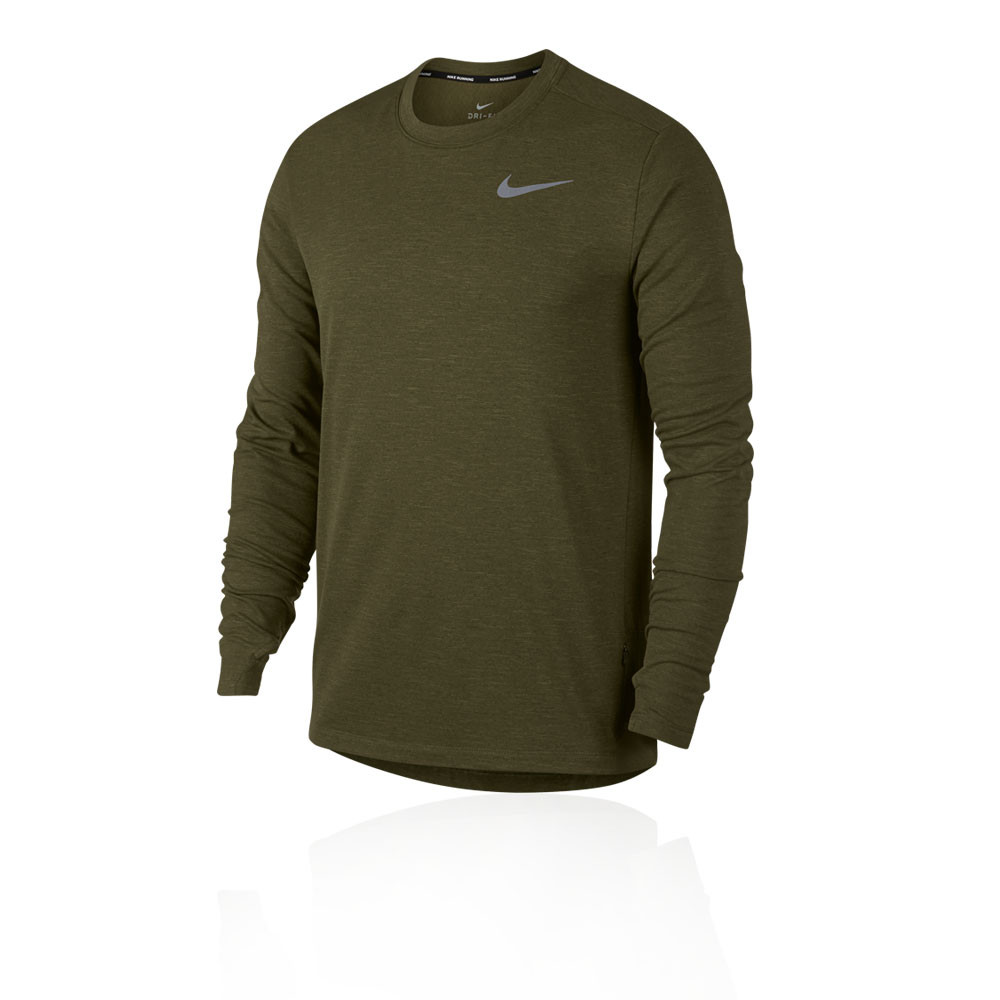 11a38f56 Nike ThermaSphere Element 2.0 Crew Running Top - HO18. RRP £59.95£29.95 -  RRP £59.95