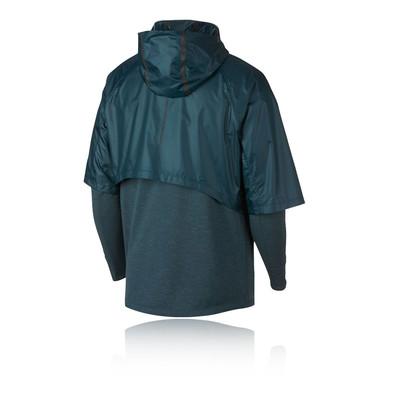 Nike Sphere Transform media cremallera chaqueta de running - HO18