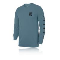 Nike de manga larga camiseta de running - SP19