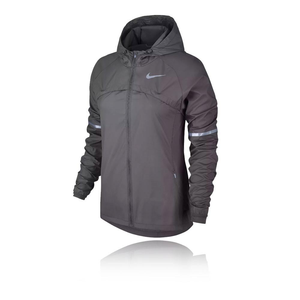 691e7bbf938b Nike Shield Women s Hooded Running Jacket - HO18