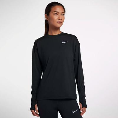 Nike Element Women's Running Crew Top - HO19
