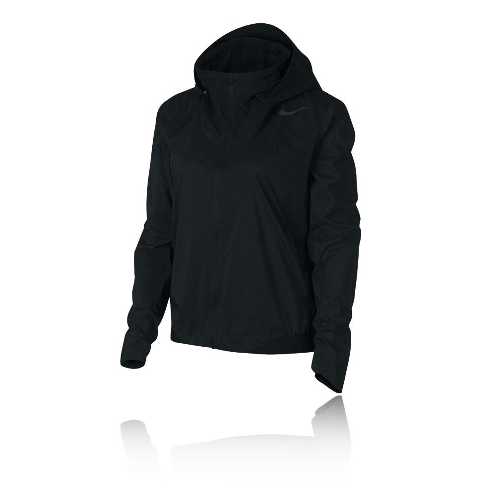 Nike AeroShield Women's Hooded Running Jacket.