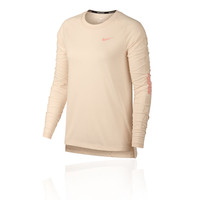Nike Tailwind Long Sleeve Women's Running Top - HO18