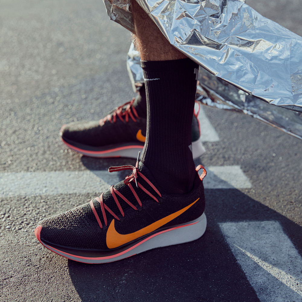 timeless design 2aac4 d8a5c ... Nike Zoom Fly Flyknit Running Shoes - HO18 ...