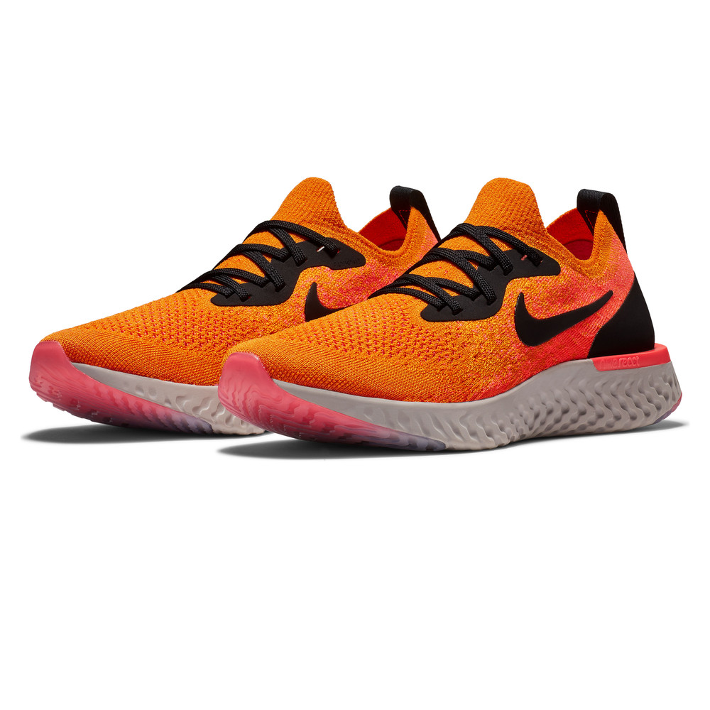 7ff16aeec5e3 Nike Epic React Flyknit Women s Running Shoes - HO18 - 40% Off ...