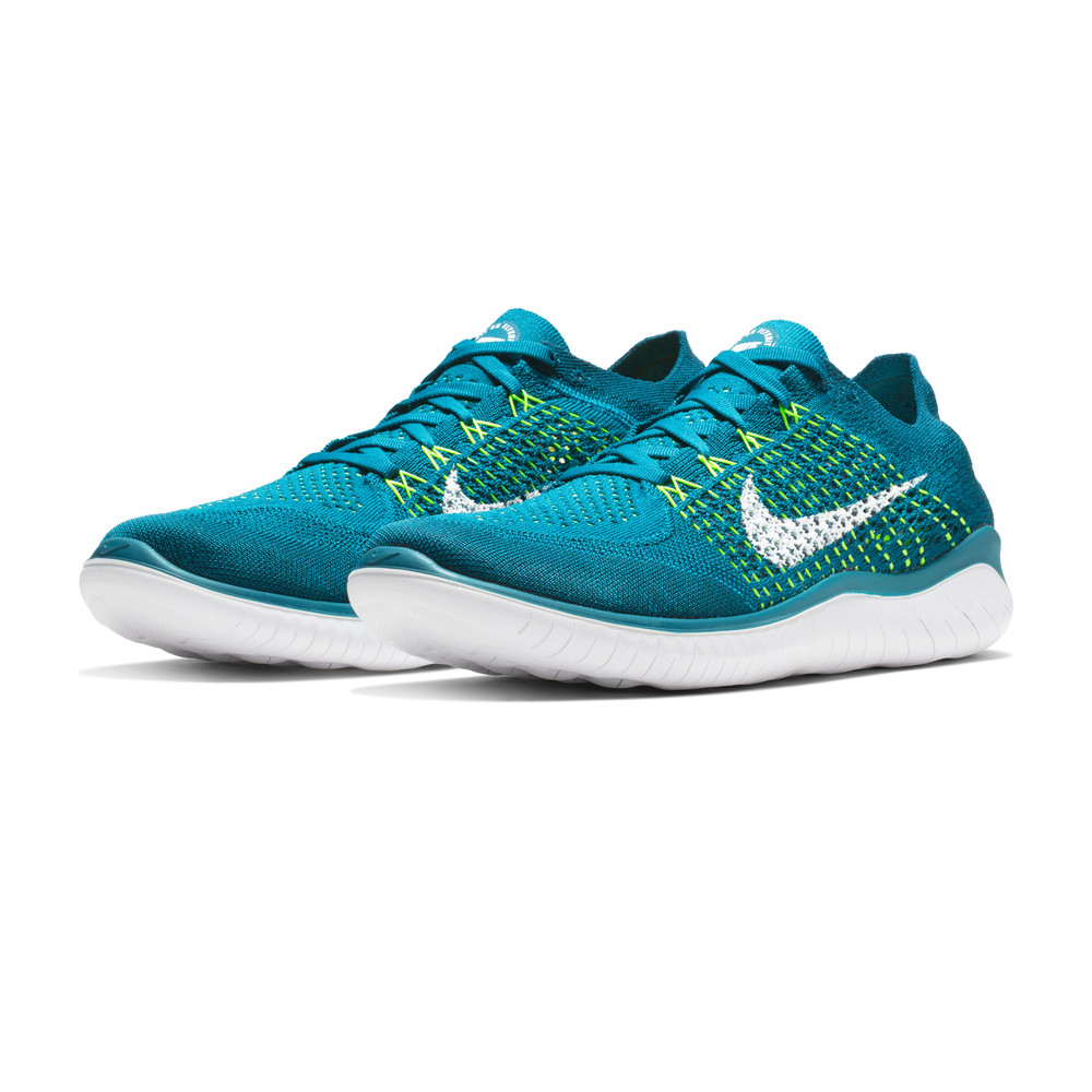 wholesale dealer d9dde a004e Nike Free RN Flyknit 2018 Running Shoes - HO18 - 45% Off   SportsShoes.com