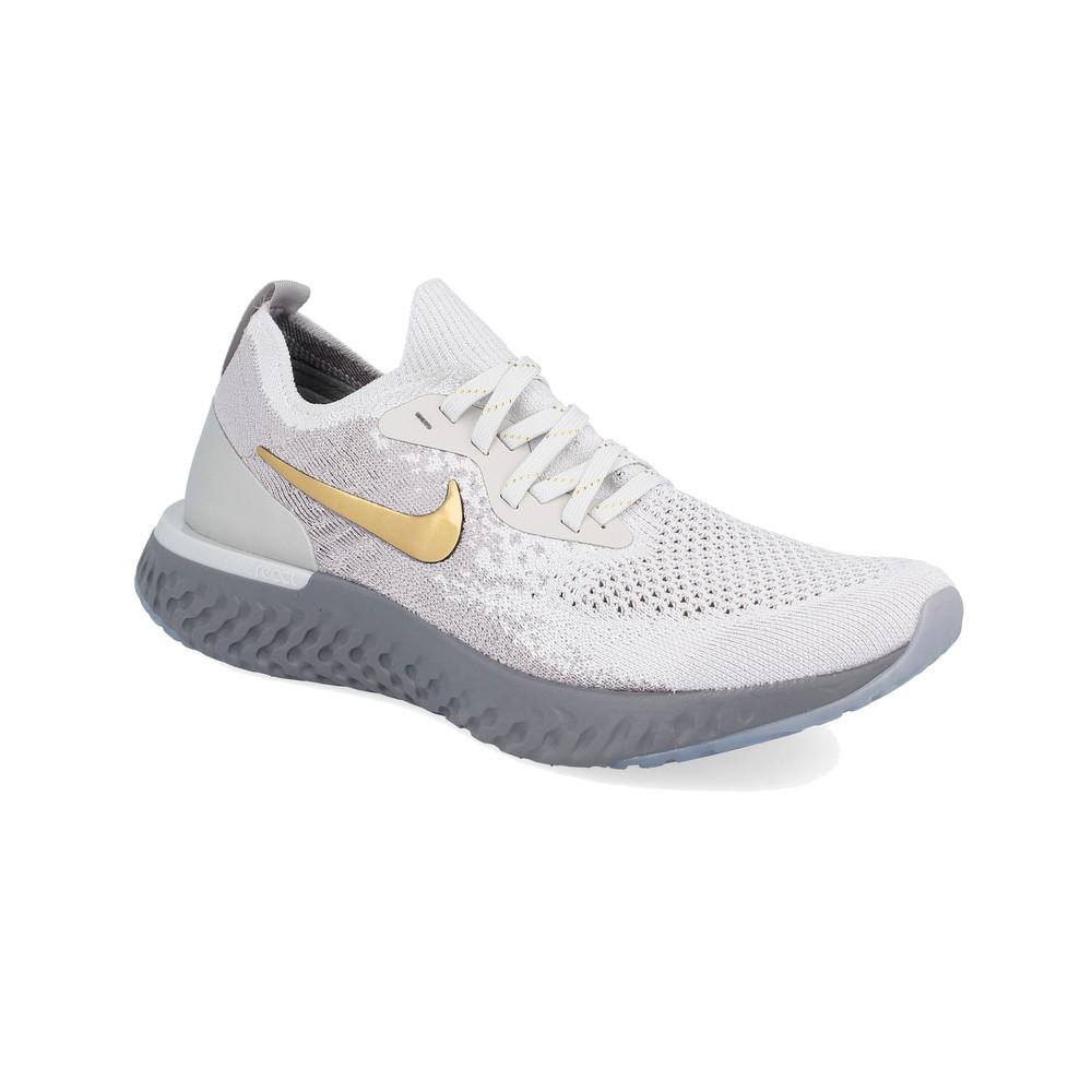 d3cf1a7f3d4a ... Nike Epic React Flyknit Premium para mujer zapatillas de running - HO18  ...