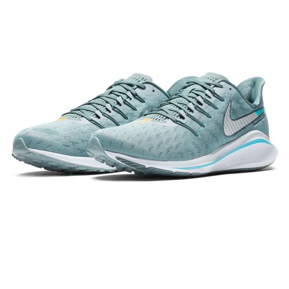 Fabrik direkt Nike Air Zoom Vomero 12 Herren Laufschuhe Blau