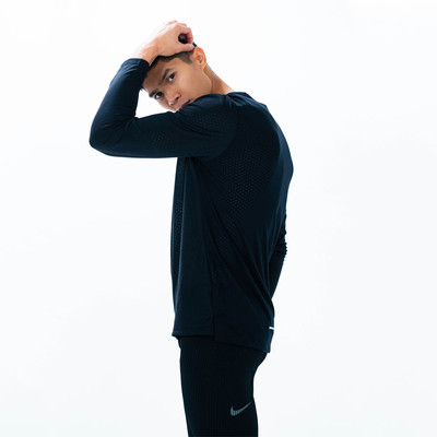 Nike Breathe Rise Long Sleeved Top - SP20