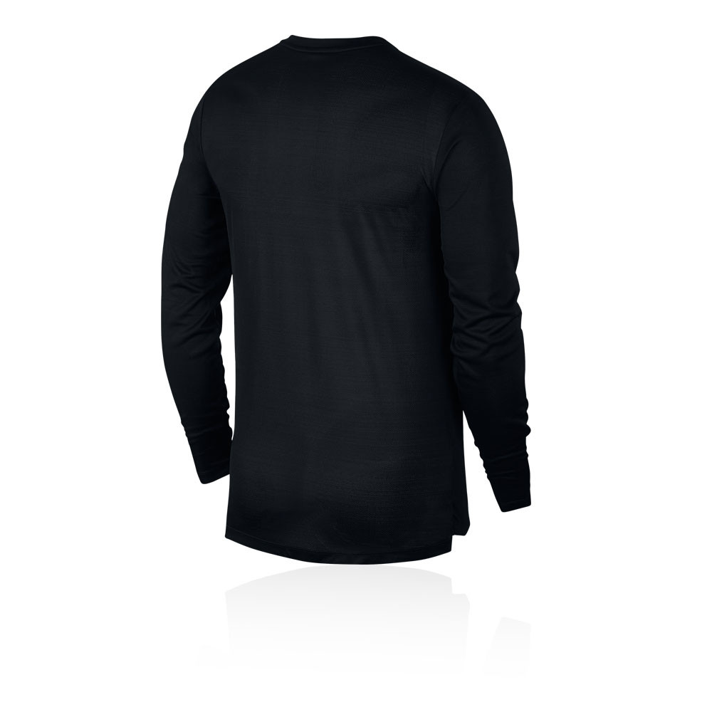 86ba8ee6 Nike Dri Fit Miler Long Sleeve T Shirt Mens - DREAMWORKS