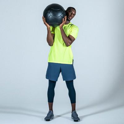 Nike Dri-Fit Breathe de manga corta Training Top - SP19
