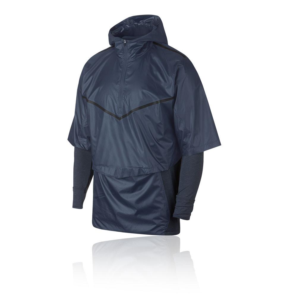 Nike Therma Sphere demi zip veste running SP19