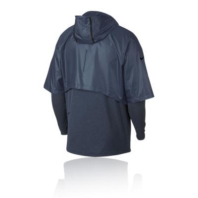 Nike Therma Sphere Half Zip Running Jacket - SP19
