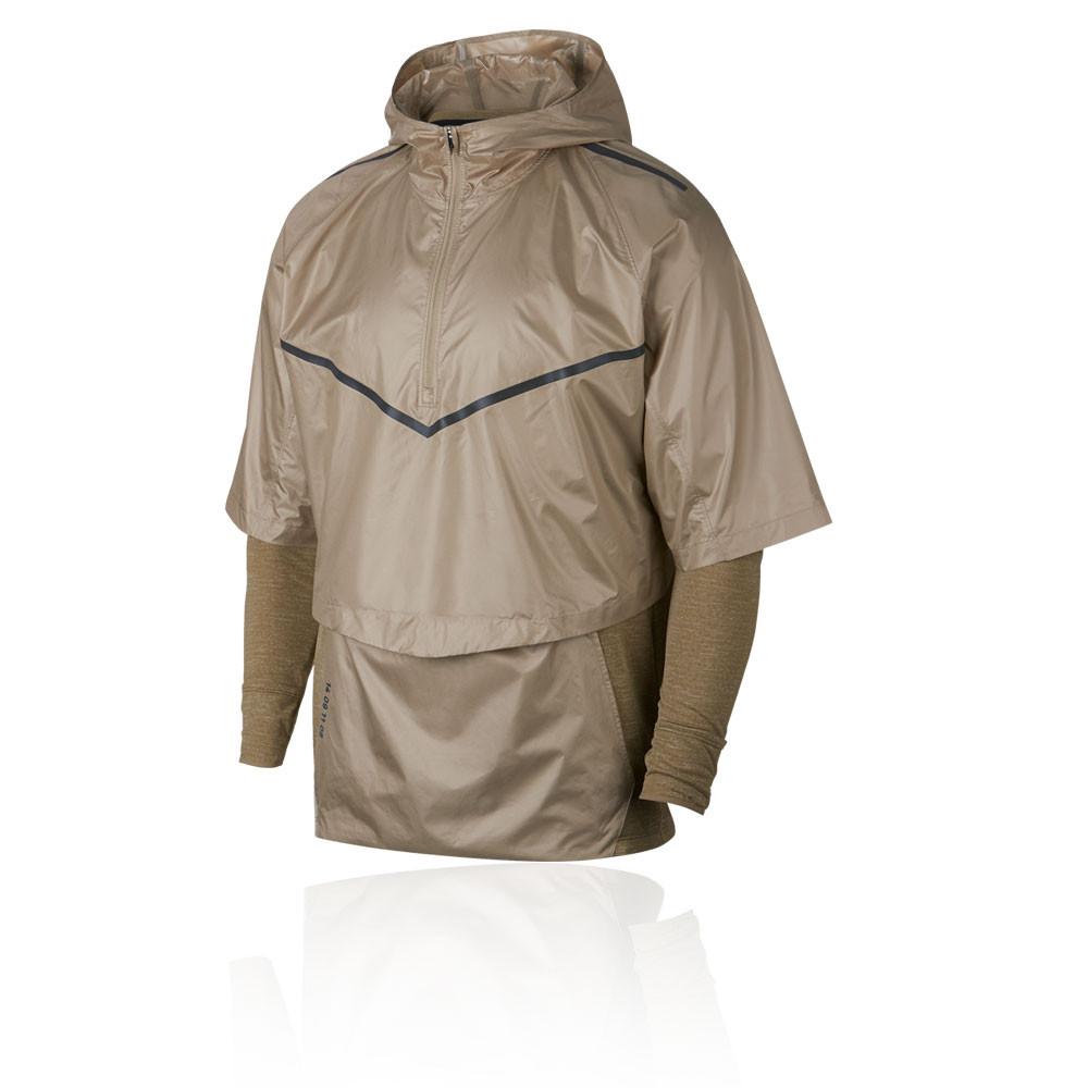 Nike Therma Sphere media cremallera chaqueta de running - SP19
