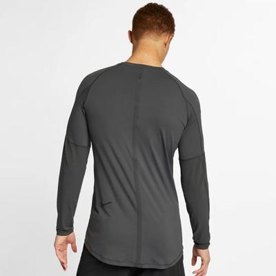 Nike Pro de manga larga camiseta de running - SP19