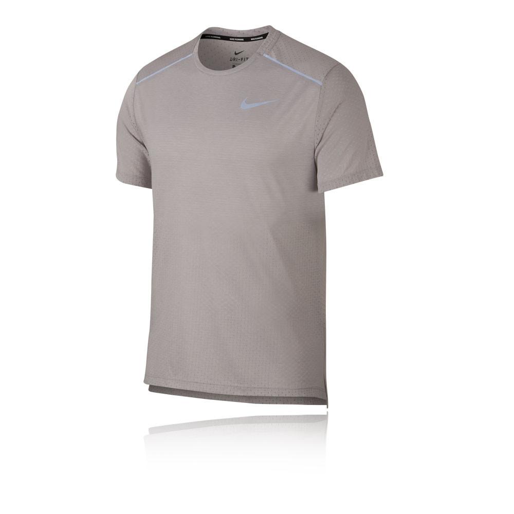 Nike Rise 365 de manga corta camiseta de running - HO19