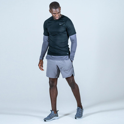 Nike Dri-Fit Long Sleeved Training Top - SP19