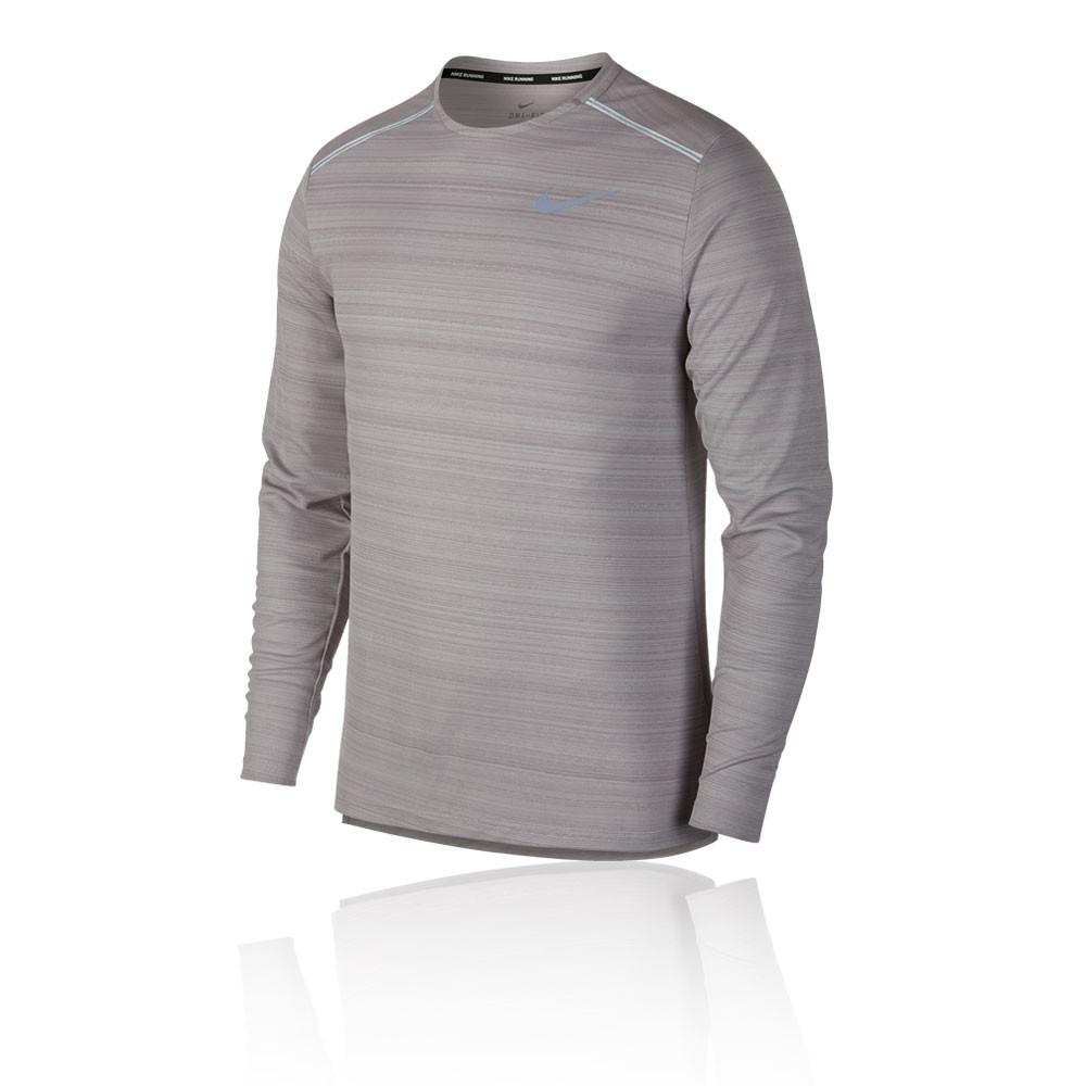 Nike Dri FIT Miler Longsleeve laufhemd HO19