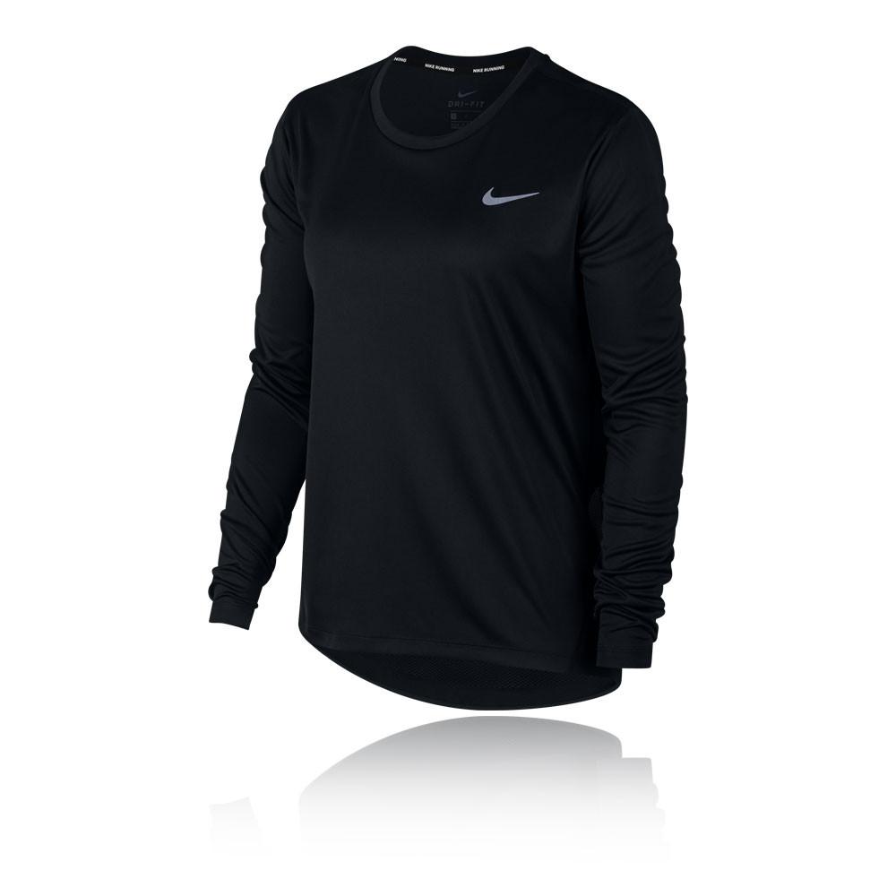 Nike Miler Long Sleeve Women's Running Top - FA19