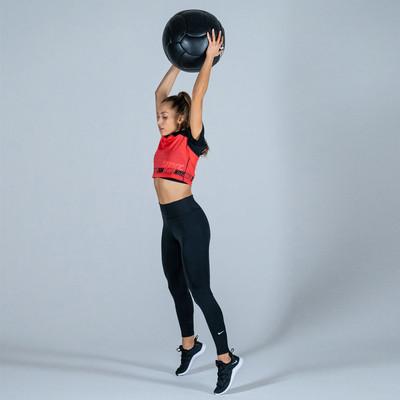 Nike Pro Women's SS Crop Top - SP19