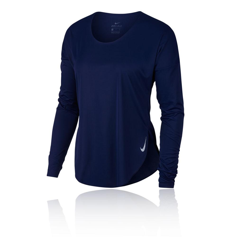 Nike City Sleek Women's Long Sleeve Running Top - SP19