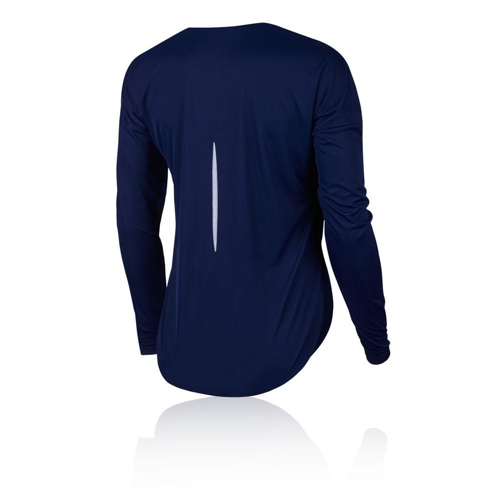 fcd4d12259993 Nike City Sleek femmes manches longues t-shirt running - SP19. PVC 45,94  €27,54 € - PVC 45,94 €