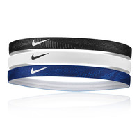 Nike Printed Headbands Assorted 3pk - SP19