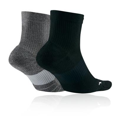 Nike Multiplier Running Socks (2 Pack) - SU20