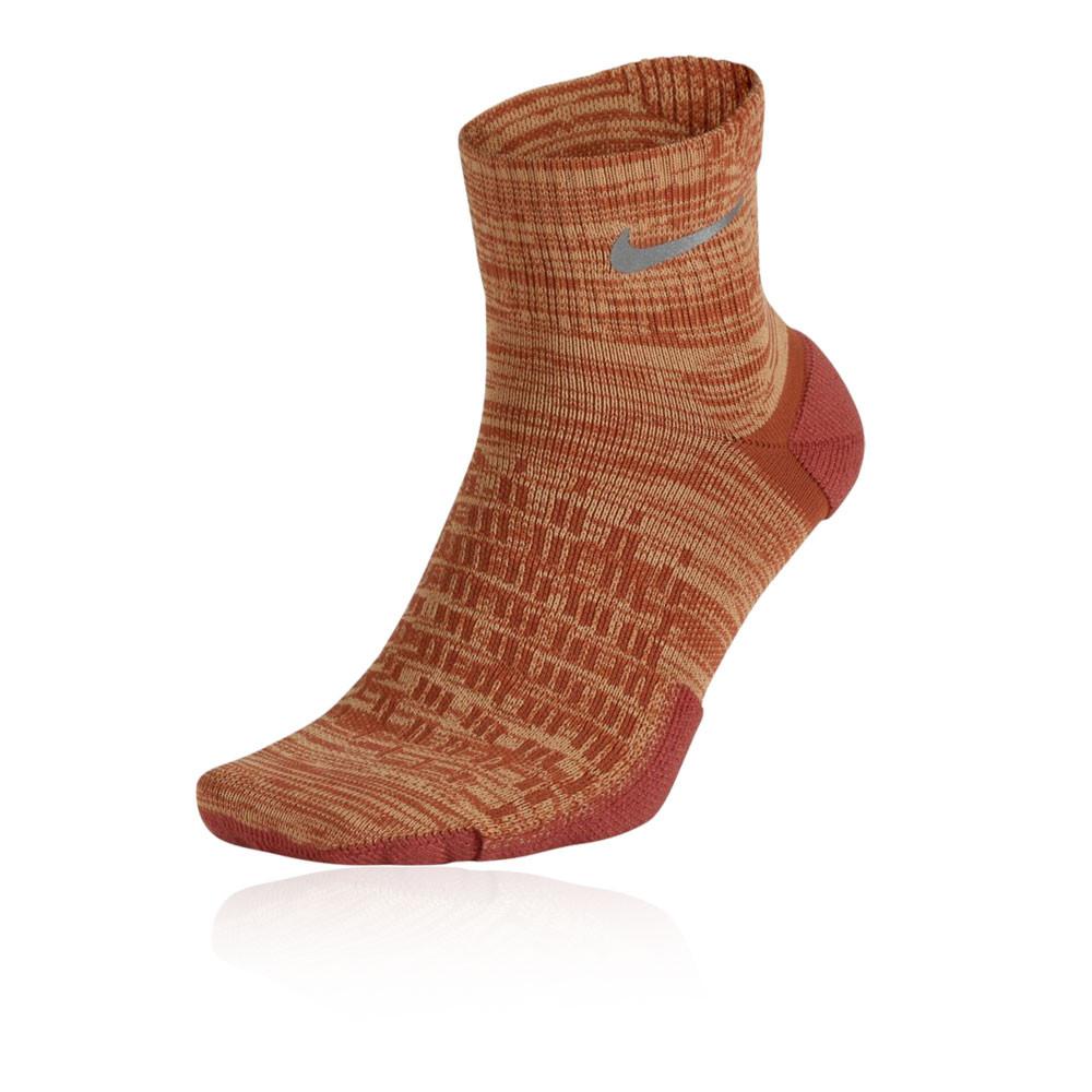 Nike Elite Cushioned Ankle Running Socks - SU19