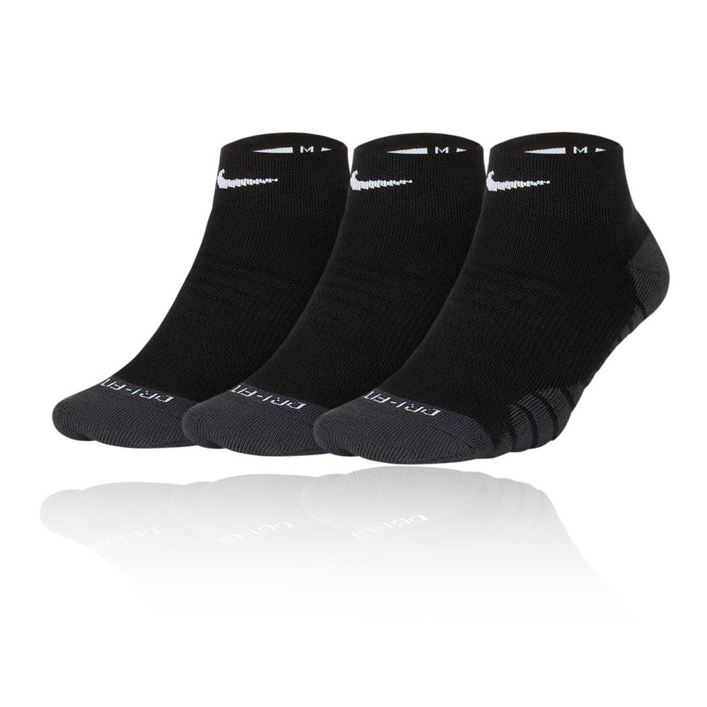 Nike Everyday Max Cushion Ankle Women's Training Socks (3 Pack) - SU19