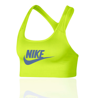 Nike Swoosh Futura Sports Bra - SU19