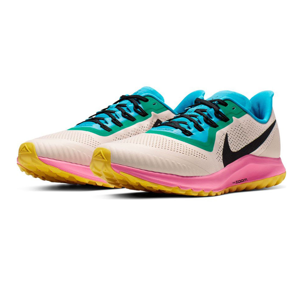 37d01d4be Nike Air Zoom Pegasus 36 Trail Running Shoes - FA19