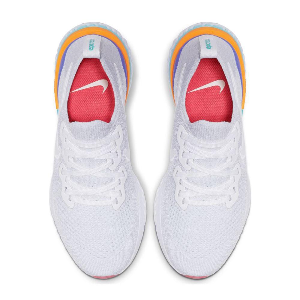 Nike Epic React Flyknit 2 Damen laufschuhe SU19