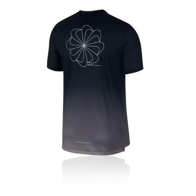 Nike Dri-FIT Miler Printed Running T-Shirt - SU19