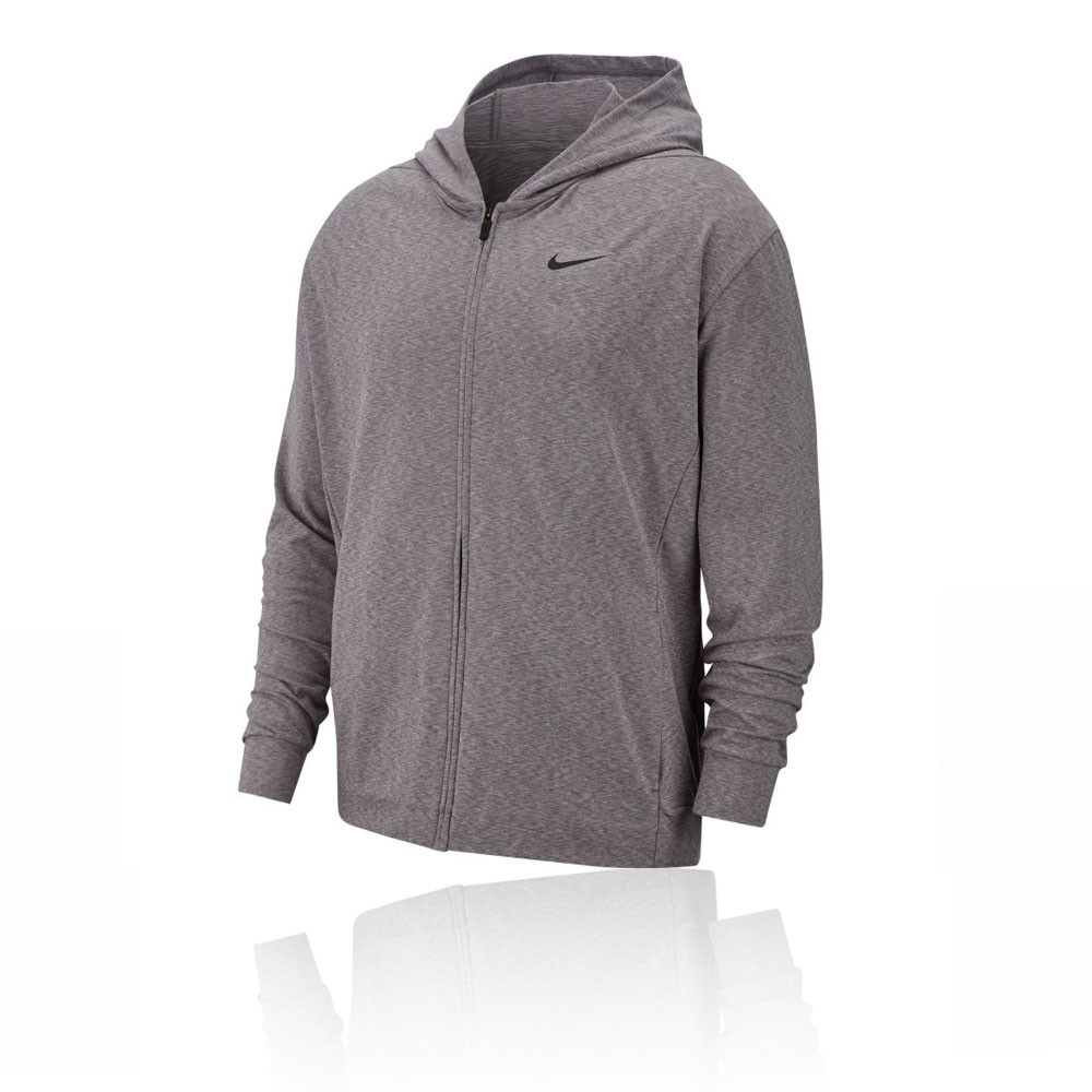 Nike Dri-FIT Full-Zip Yoga Training Hoodie - FA20