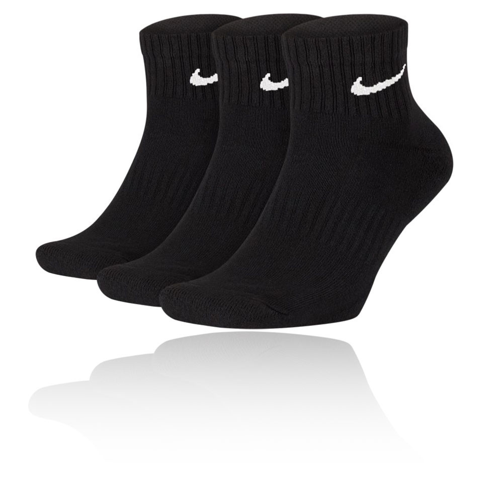 Nike Everyday Cushion Ankle Training calcetines (3 Pack) - SP20