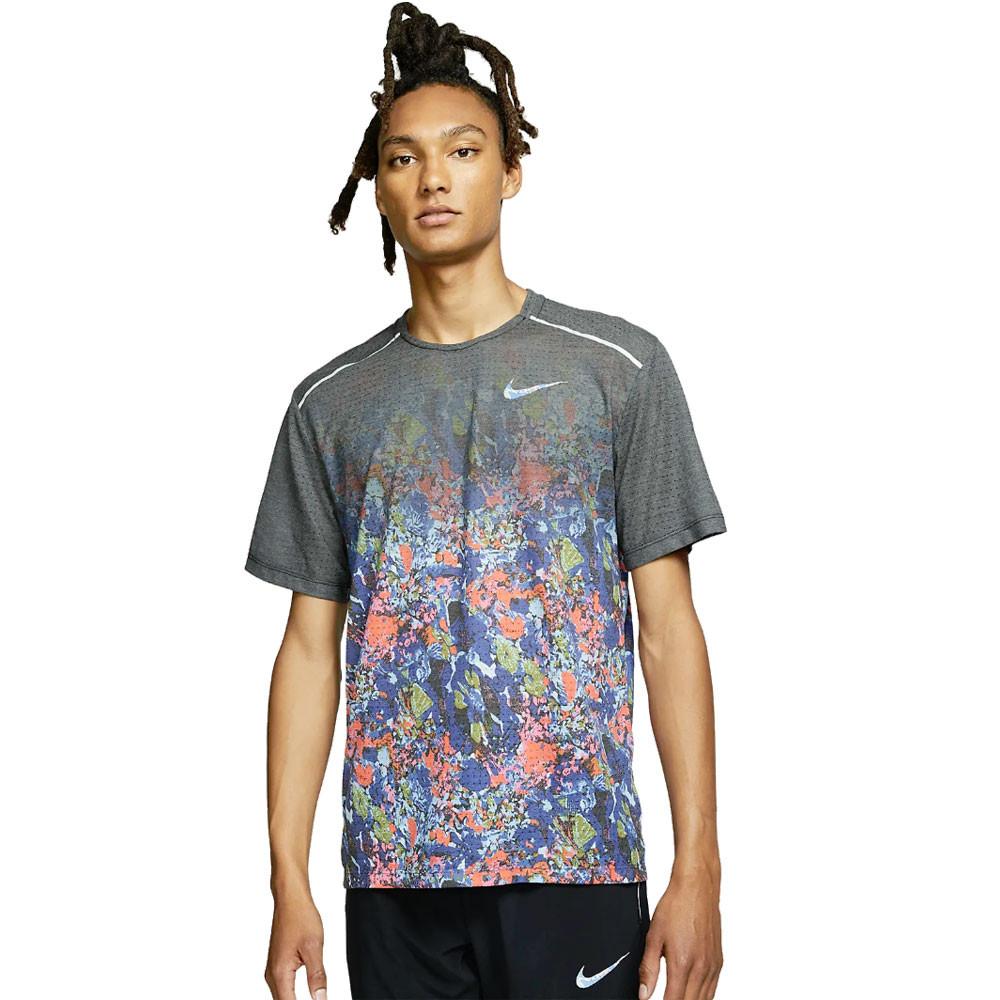 Nike Rise 365 Printed Running T-Shirt - SU19
