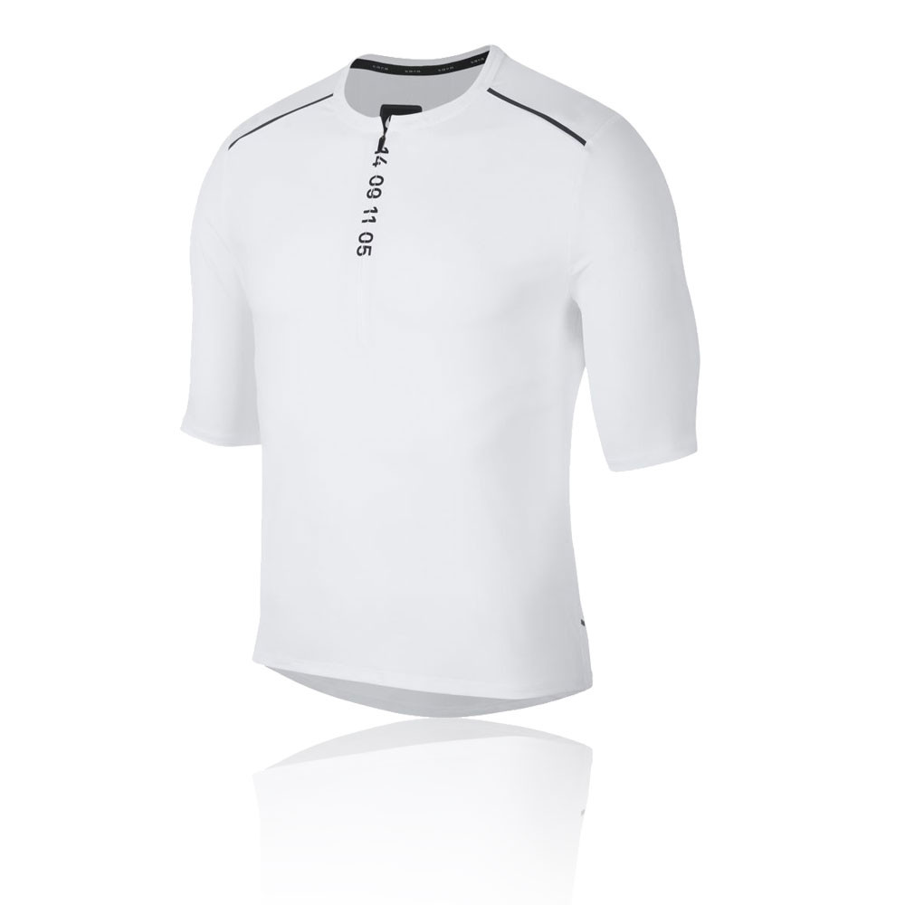 Nike Tech 1/2-Zip Running T-Shirt - SU19