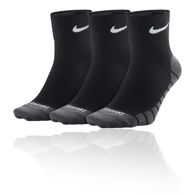 Nike Everyday Max Lightweight Ankle Training Sock (3 Pack) - SU19