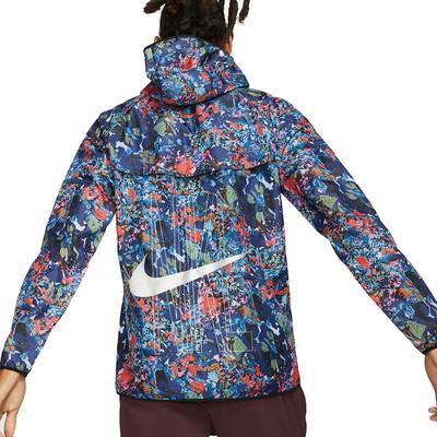 Nike Run Windrunner Printed Running Jacket - SU19