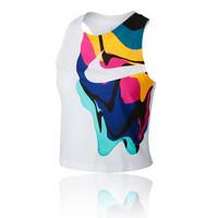 Nike Dri-FIT para mujer Cropped Training Tank - SU19