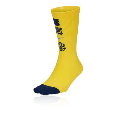 Nike Spark Lightweight Crew Graphic Running Sock - FA19