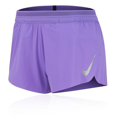 Nike AeroSwift  running para mujer pantalones cortos - FA19