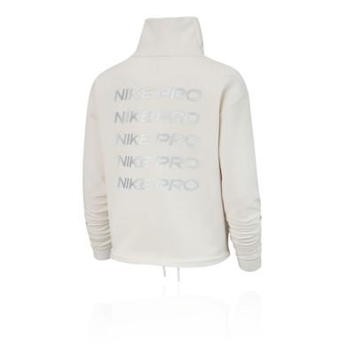 Nike Pro Fleece Cropped Women's Hoodie - FA19