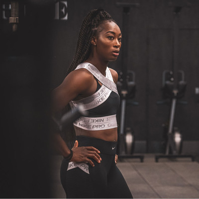 Nike Pro Cropped Women's Tank - FA19
