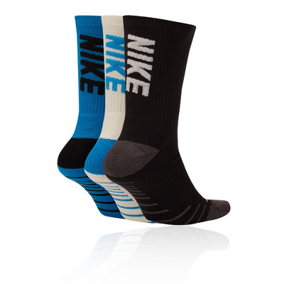 Nike Everyday Max Cushioned Crew Training Socks (3 Pack) - FA19