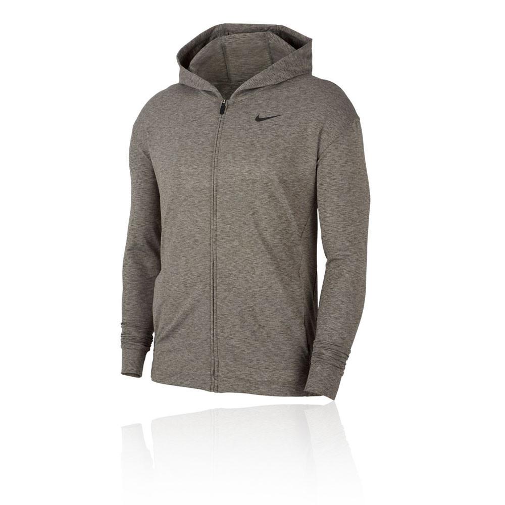 Nike Dri-FIT Full-Zip Yoga Training Hoodie - FA19