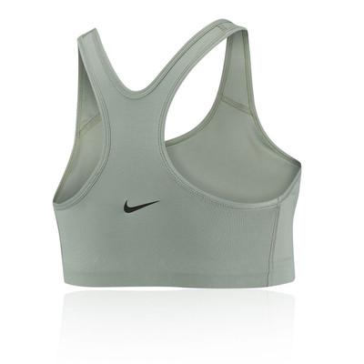 Nike Rebel Swoosh JDI Medium-Support Sports Bra - FA19