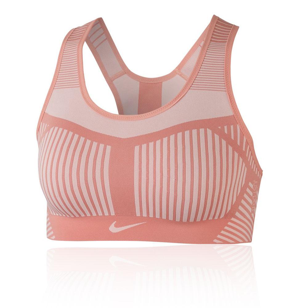 Nike FE/NOM Flyknit Women's High Support Sports Bra - FA19