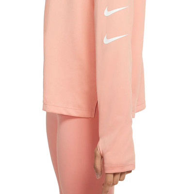 Nike Swoosh Women's Half Zip Running Top - FA19